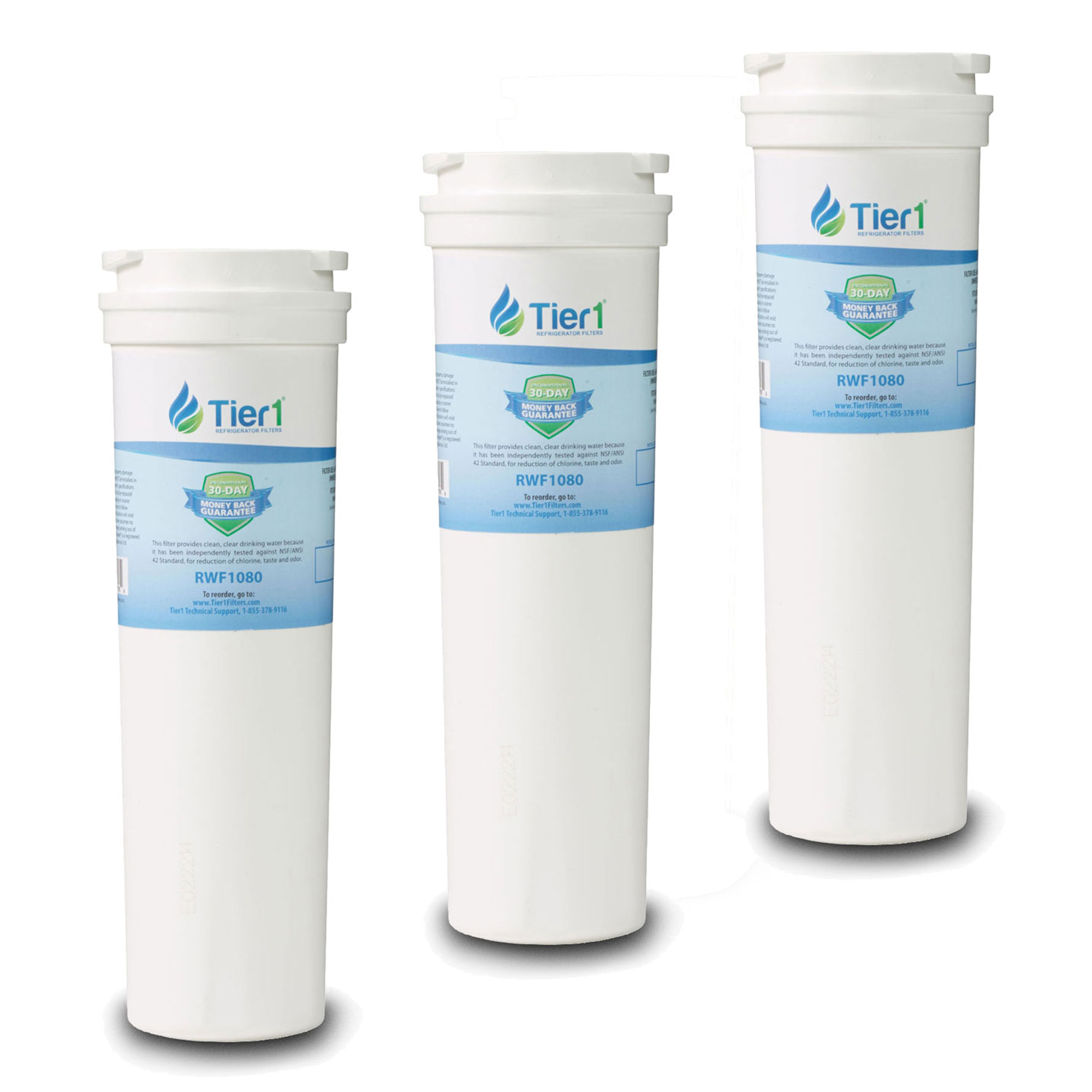67003662 Fisher & Paykel Replacement Refrigerator Water Filter by Tier1 NFS-67003662_3_PACK