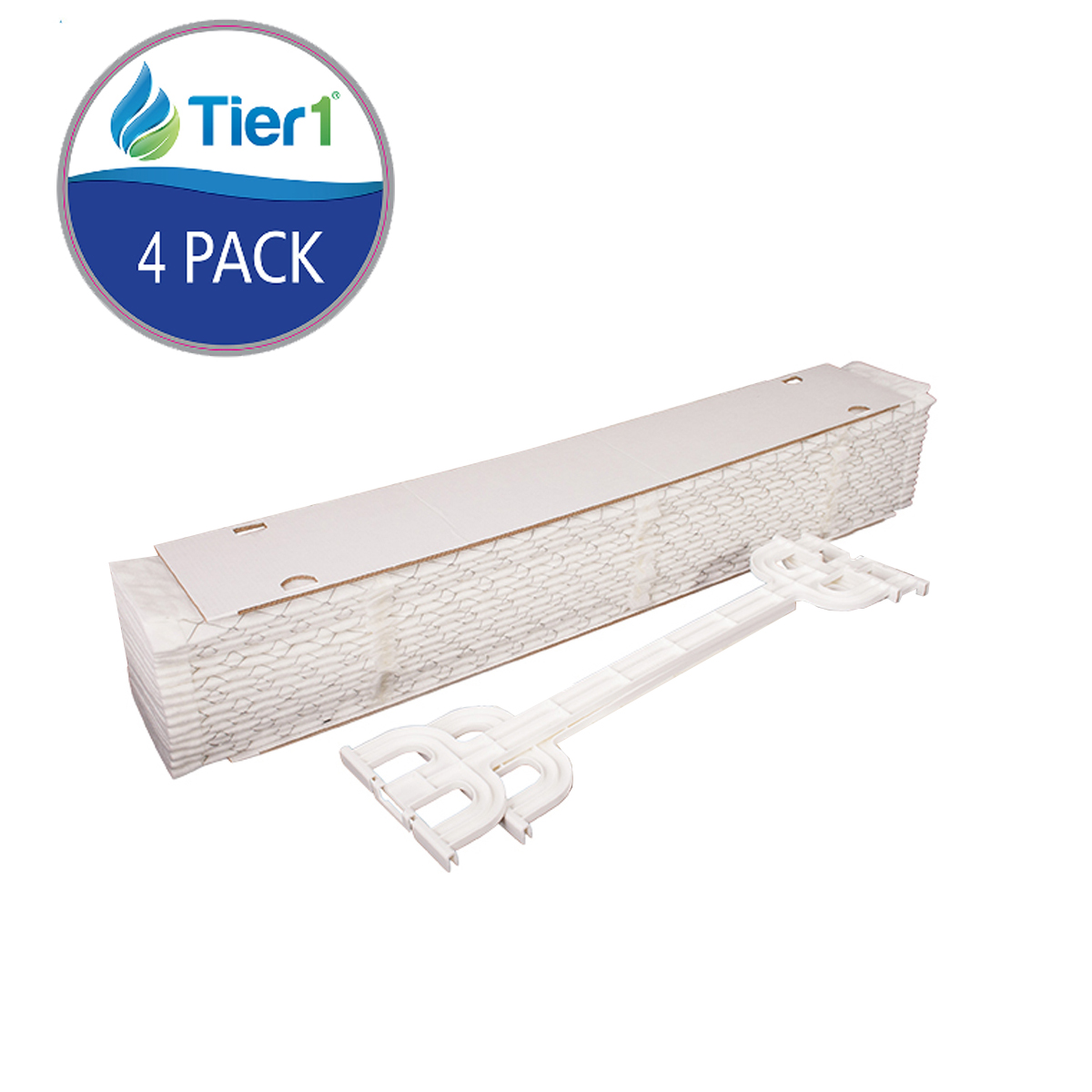 Air Purifier Replacement Filter 410 by Tier1 (4-Pack) TIER1_AF410_4_PACK
